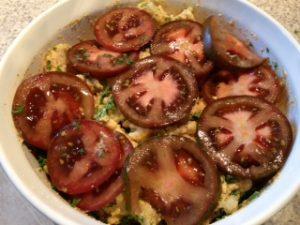 chicken caulflower bake 1