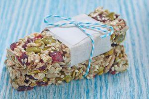 cherry granola bars